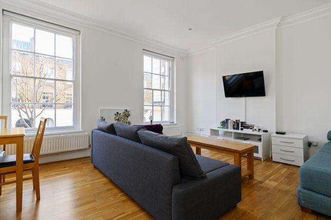 Reception Room of Danbury Street, London N1