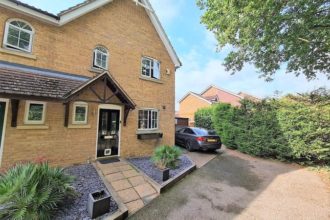 Thumbnail Semi-detached house to rent in Cleveland Way, Stevenage