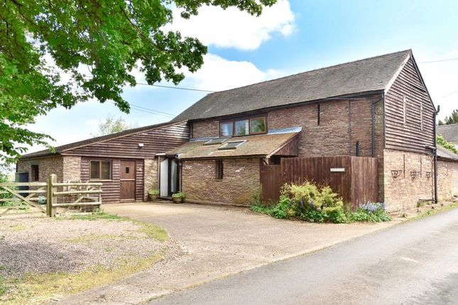 Thumbnail Property for sale in Newton St. Margarets, Hereford