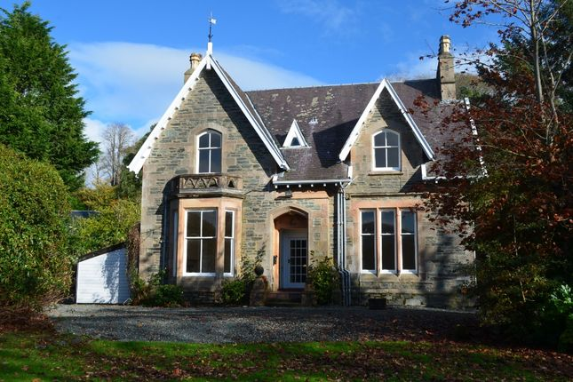 Thumbnail Detached house for sale in Shore Road, Cove, Argyll And Bute