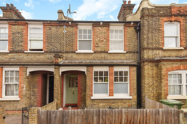 Thumbnail Terraced house for sale in Trundleys Road, London
