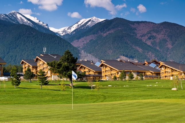 Large Studio, Pirin Golf & Country Club, Bansko, Bulgaria