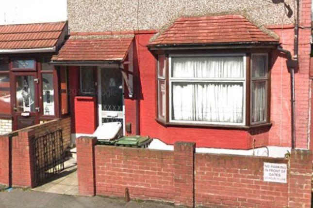 Thumbnail Terraced house to rent in Kempton Road, Barking, East Ham, London