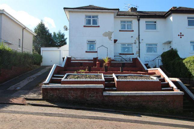 Thumbnail Semi-detached house for sale in Castlehill Avenue, Port Glasgow