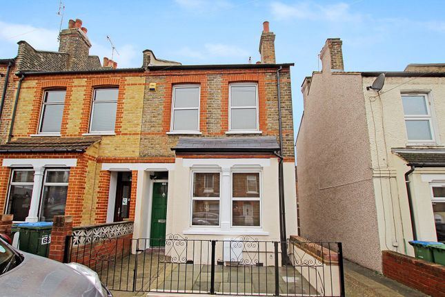 Thumbnail End terrace house for sale in Swingate Lane, Plumstead Common