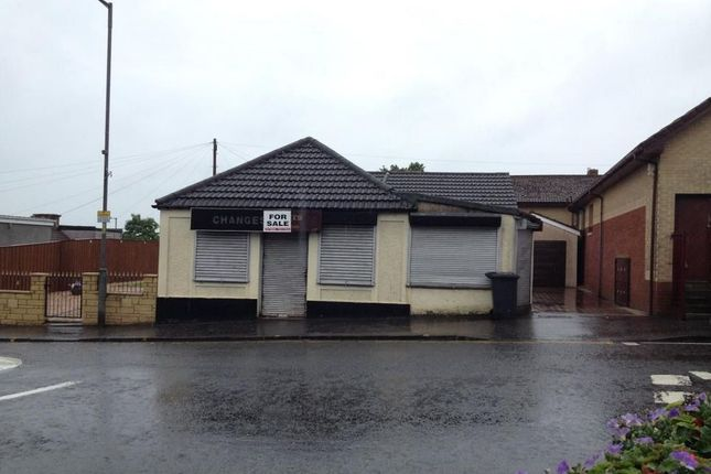 Commercial property for sale in Shottskirk Road, Shotts
