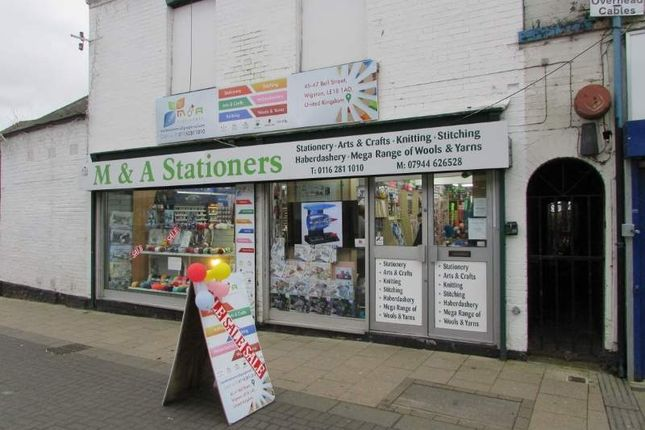 Thumbnail Retail premises for sale in Isabella, Canal Street, Wigston