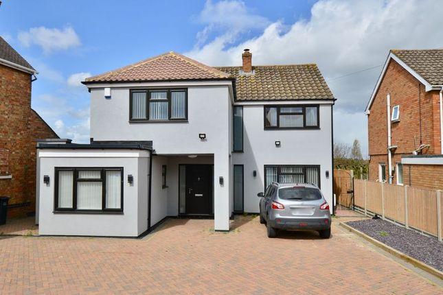 Thumbnail Detached house for sale in Bretforton Road, Badsey, Evesham