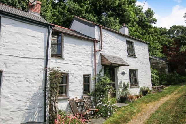 Thumbnail End terrace house for sale in Mount, Bodmin, Cornwall