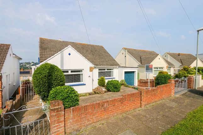 Thumbnail Detached bungalow for sale in Haytor Grove, Newton Abbot