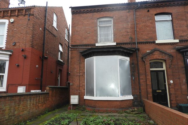 Thumbnail Semi-detached house for sale in Kings Road, Doncaster