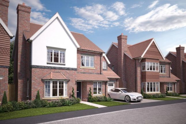 Thumbnail Detached house for sale in Tower House, The Street, Mortimer