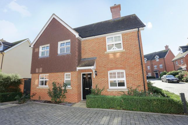 Thumbnail Detached house for sale in Cheney Road, Minster, Ramsgate