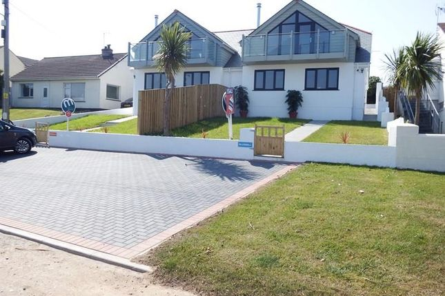 Thumbnail Semi-detached house for sale in Welway, Perranporth