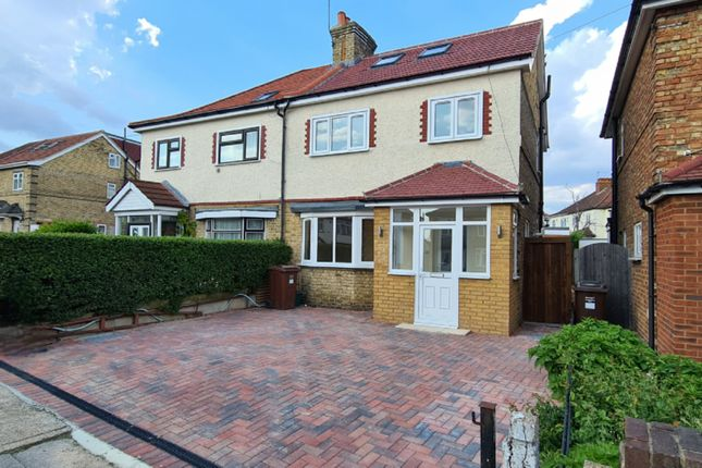 Thumbnail Semi-detached house to rent in Spring Grove Road, Hounslow