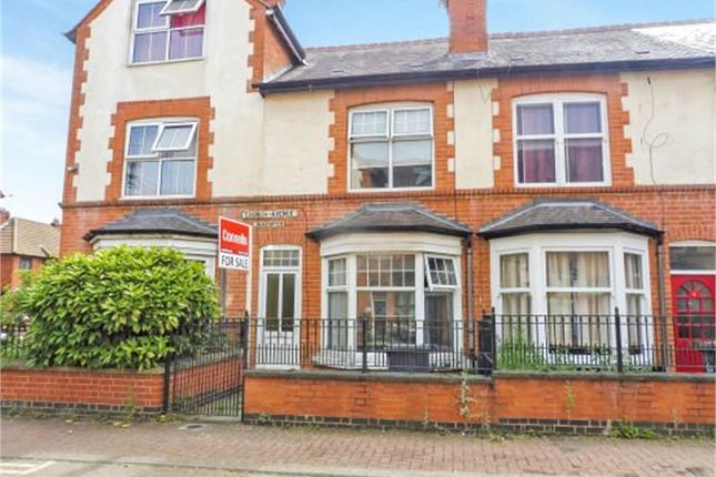 Thumbnail Terraced house for sale in Church Avenue, Leicester