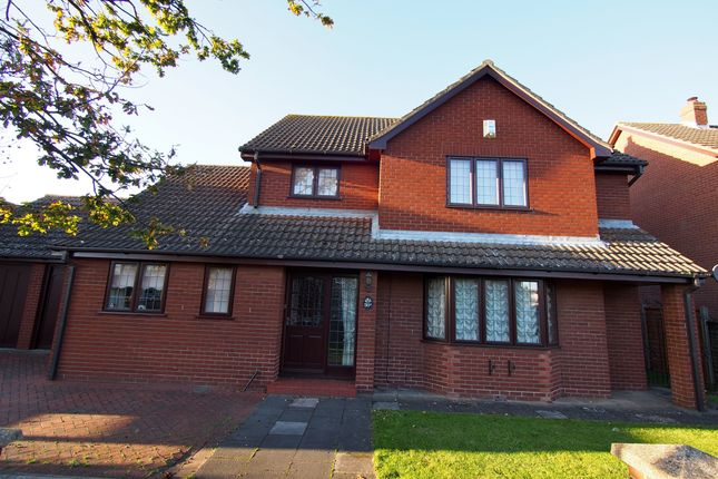 Detached house for sale in Norwich Road, Wymondham