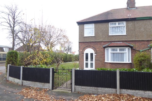 Thumbnail Semi-detached house to rent in Keyes Avenue, Great Yarmouth