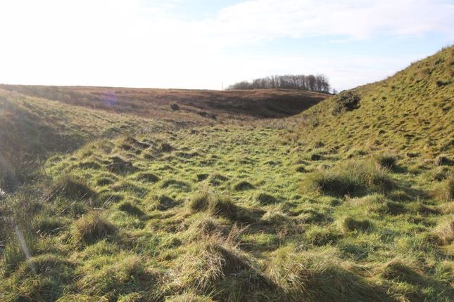 Thumbnail Land for sale in Saline, Dunfermline