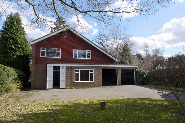 Detached house to rent in Bradbourne Park Road, Sevenoaks