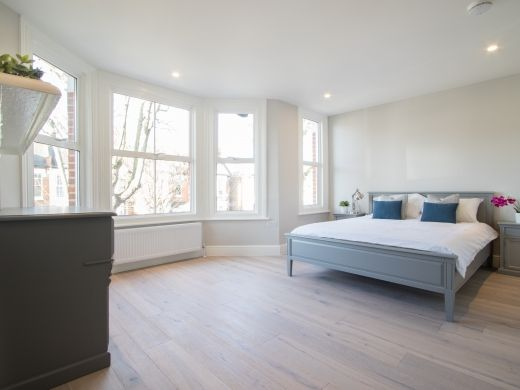 Thumbnail Shared accommodation to rent in St Kilda Road, London