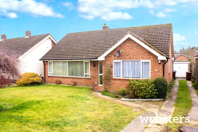 Thumbnail Detached bungalow for sale in Welsford Road, Norwich