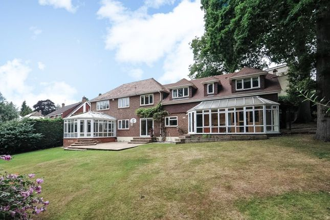 Thumbnail Detached house to rent in Hook Heath, Woking