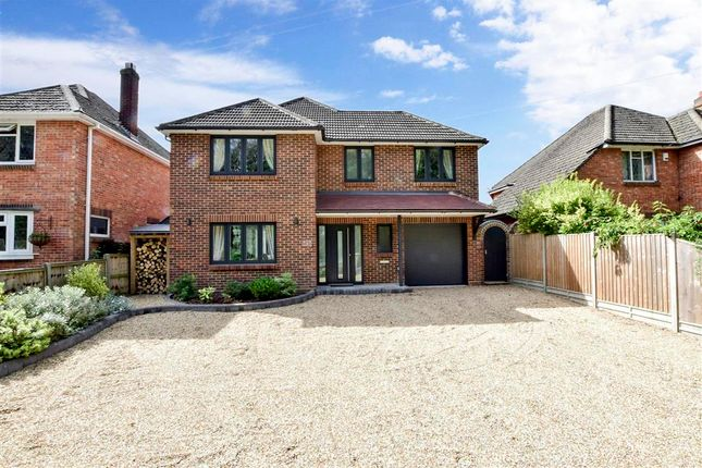 Thumbnail Detached house for sale in Hulbert Road, Havant, Hampshire