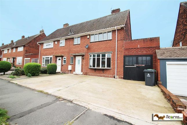 Thumbnail Semi-detached house for sale in Durham Road, Walsall
