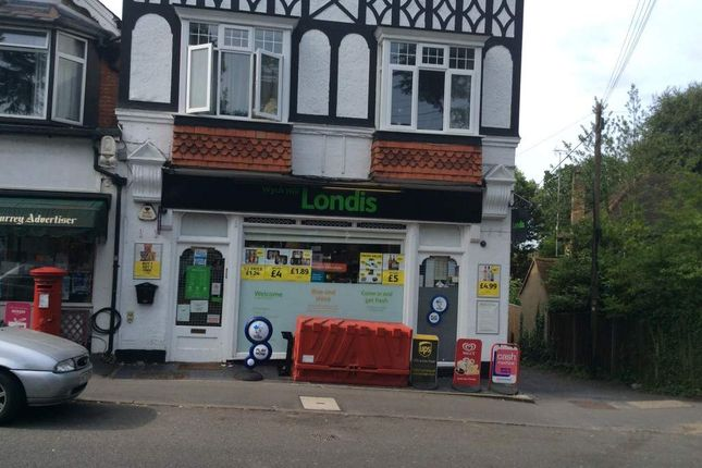 Retail premises for sale in Wych Hill, Hook Heath, Woking
