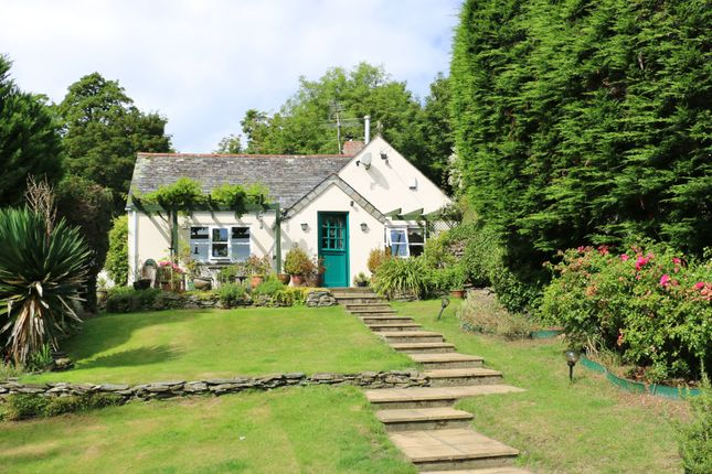 Thumbnail Detached bungalow for sale in Tregonna Hill, Little Petherick