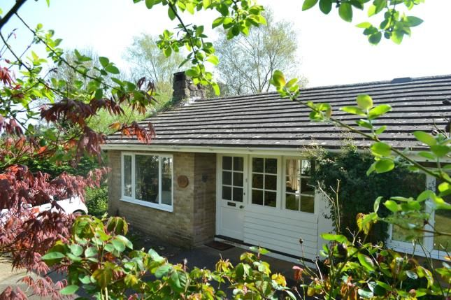 Thumbnail Bungalow for sale in Three Leg Cross, Ticehurst, Wadhurst, East Sussex