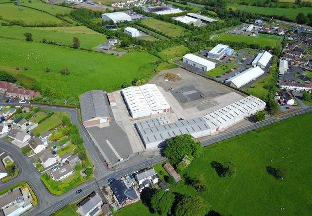Thumbnail Warehouse for sale in Drumahoe Ind. Est., 102 Drumahoe Rd, Drumahoe, Millbrook, Larne, County Antrim