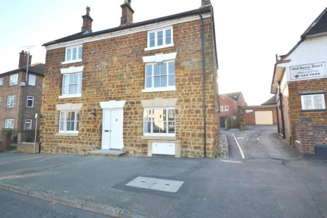 Thumbnail Flat for sale in Broad Green, Wellingborough