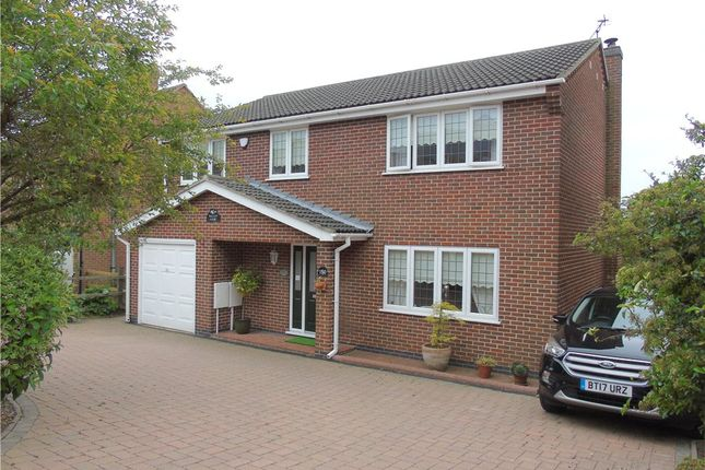 Thumbnail Detached house for sale in Breach Road, Heanor