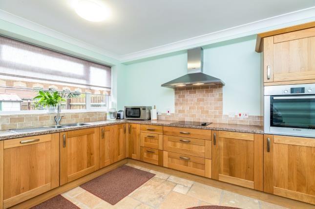Kitchen of Frances Avenue, Warwick, Warwickshire CV34