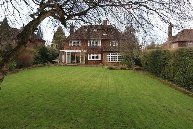 Thumbnail Detached house for sale in 8, Grange Court Road, Harpenden, Hertfordshire