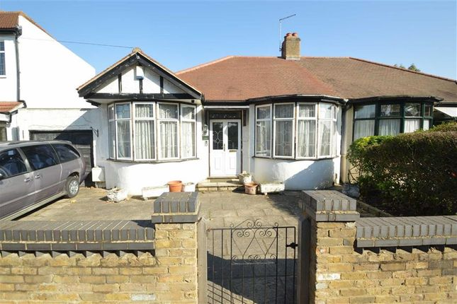Thumbnail Bungalow for sale in Roding Lane South, Redbridge, Essex