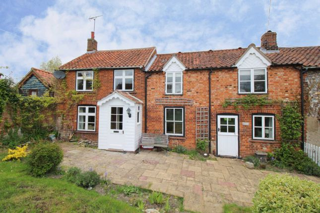 Thumbnail Semi-detached house to rent in North Street, Castle Acre, King's Lynn