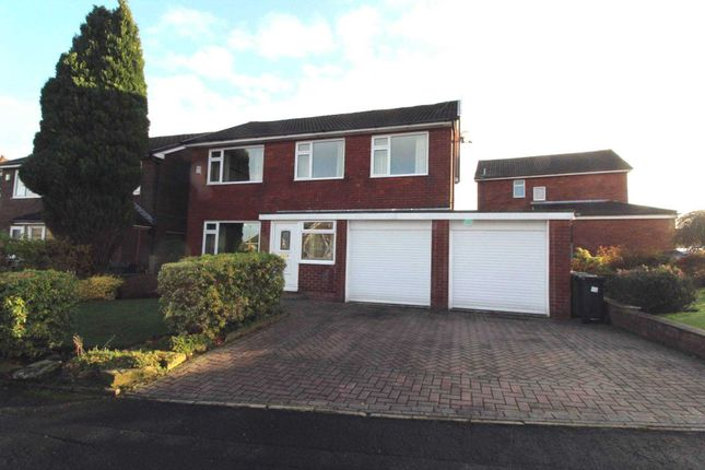 Thumbnail Detached house for sale in Lomond Place, Bolton