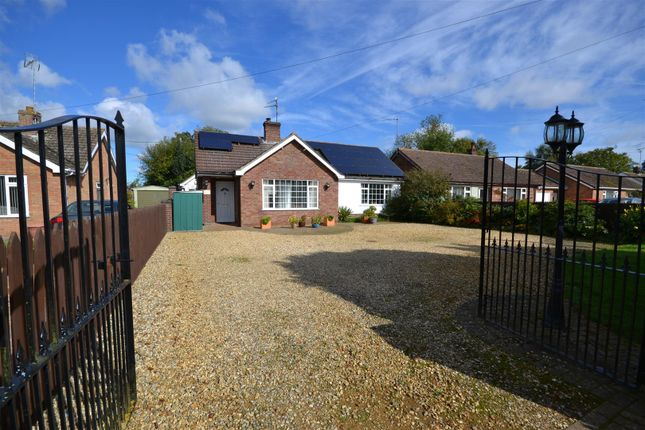 Thumbnail Detached bungalow for sale in Low Road, Congham, King's Lynn