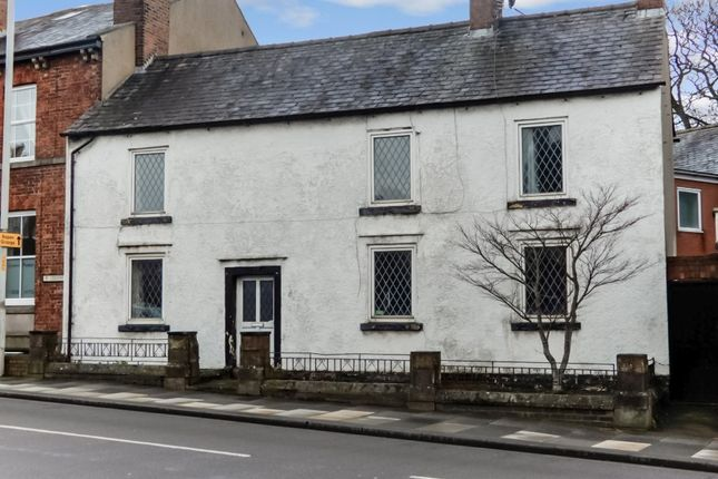 Thumbnail End terrace house for sale in The Cottage, Stanwix Bank, Carlisle, Cumbria