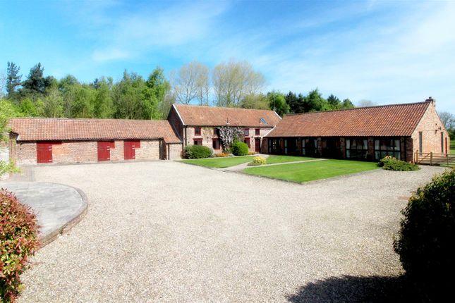 Thumbnail Detached house for sale in Centre Farm, Kelk, Driffield