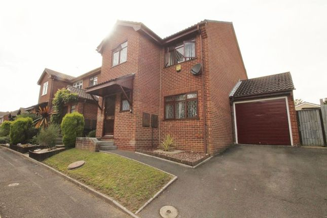 Thumbnail Terraced house to rent in Willow Tree Rise, Bournemouth