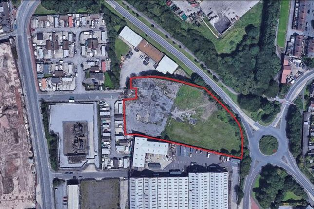Thumbnail Land for sale in Land At, Bedford Street, Cleveland Street, Hull, East Yorkshire
