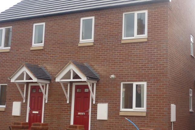 Thumbnail Semi-detached house to rent in Revival Street, Walsall