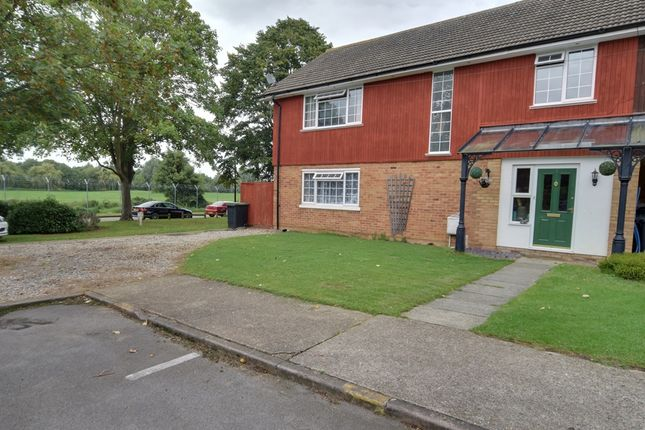 Thumbnail Semi-detached house for sale in Taft Place, Chicksands, Shefford, Bedfordshire