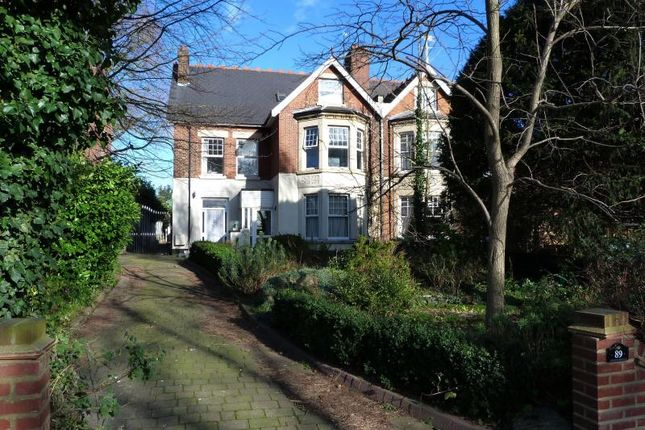 Thumbnail Flat for sale in Bush Hill Road, Winchmore Hill