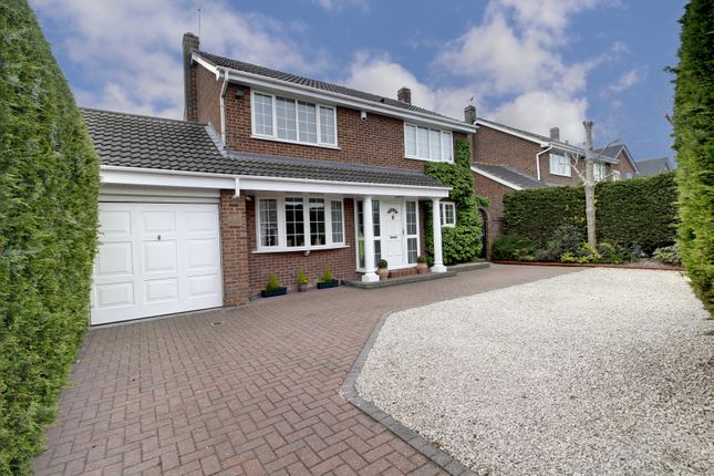 Thumbnail Detached house for sale in Main Street, Wilberfoss, York