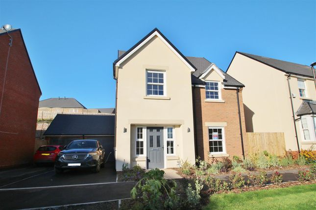 4 bed detached house to rent in Abbots Gate, Lydney GL15